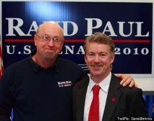 Has Rand Paul thug Tim Profitt inadvertently elected Jack Conway to the U.S. Senate?